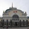 Железнодорожные вокзалы в Пестравке