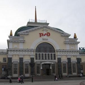 Железнодорожные вокзалы Пестравки