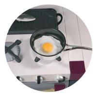 Кафе Оазис - иконка «кухня» в Пестравке